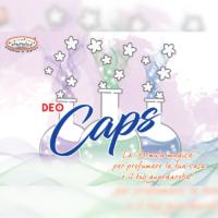 Deodorant rufe & casă DeoCaps