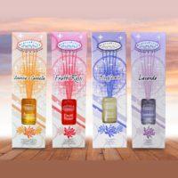 Deodorant de cameră cu Infuzoare de Ratan - 50ml