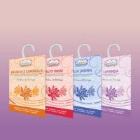 Săculeț parfumat cu cârlig - Deodorant dulap